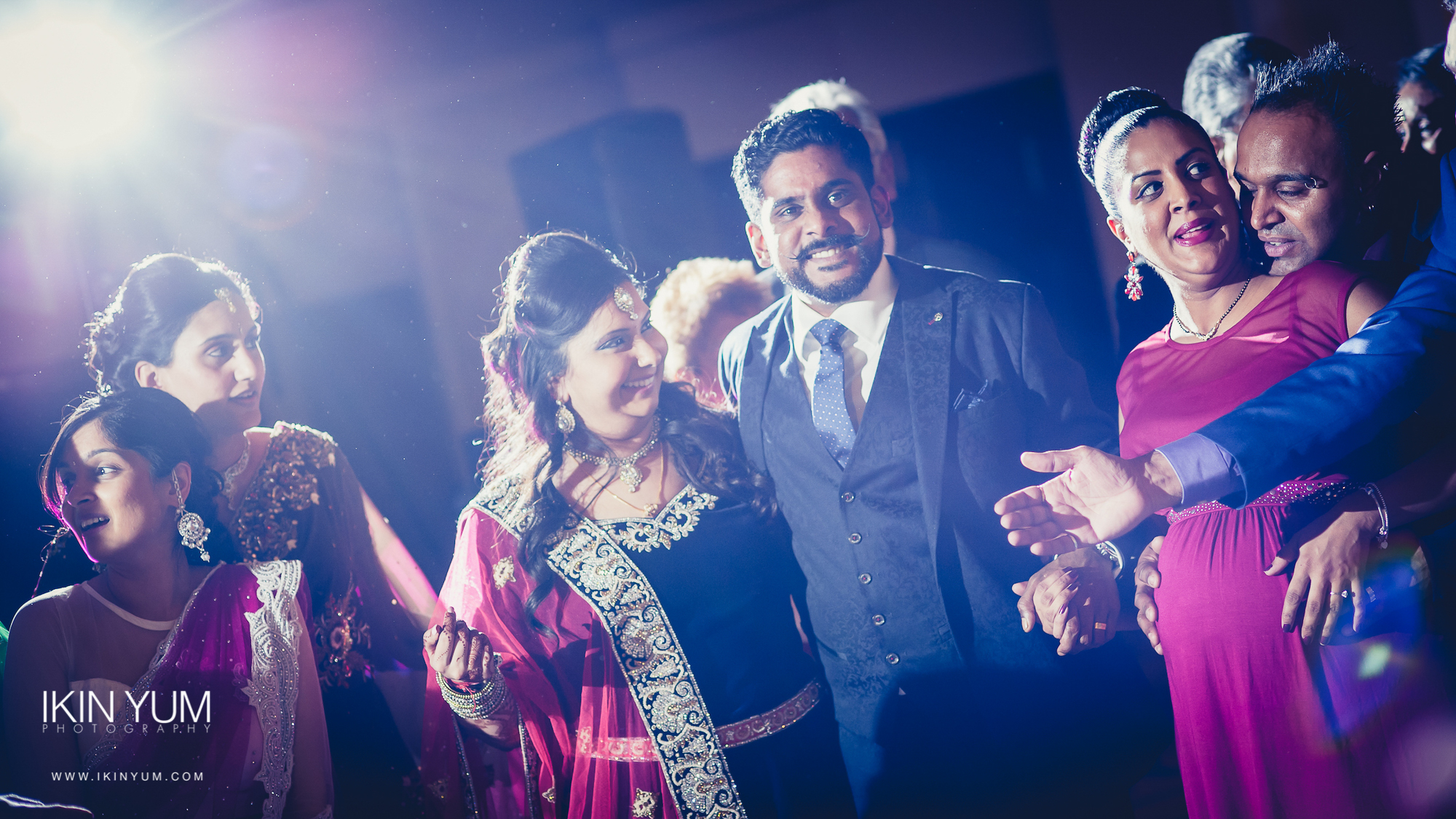 Grand Connaught Rooms Wedding - Minal & Raj - Ikin Yum Photography-142.jpg