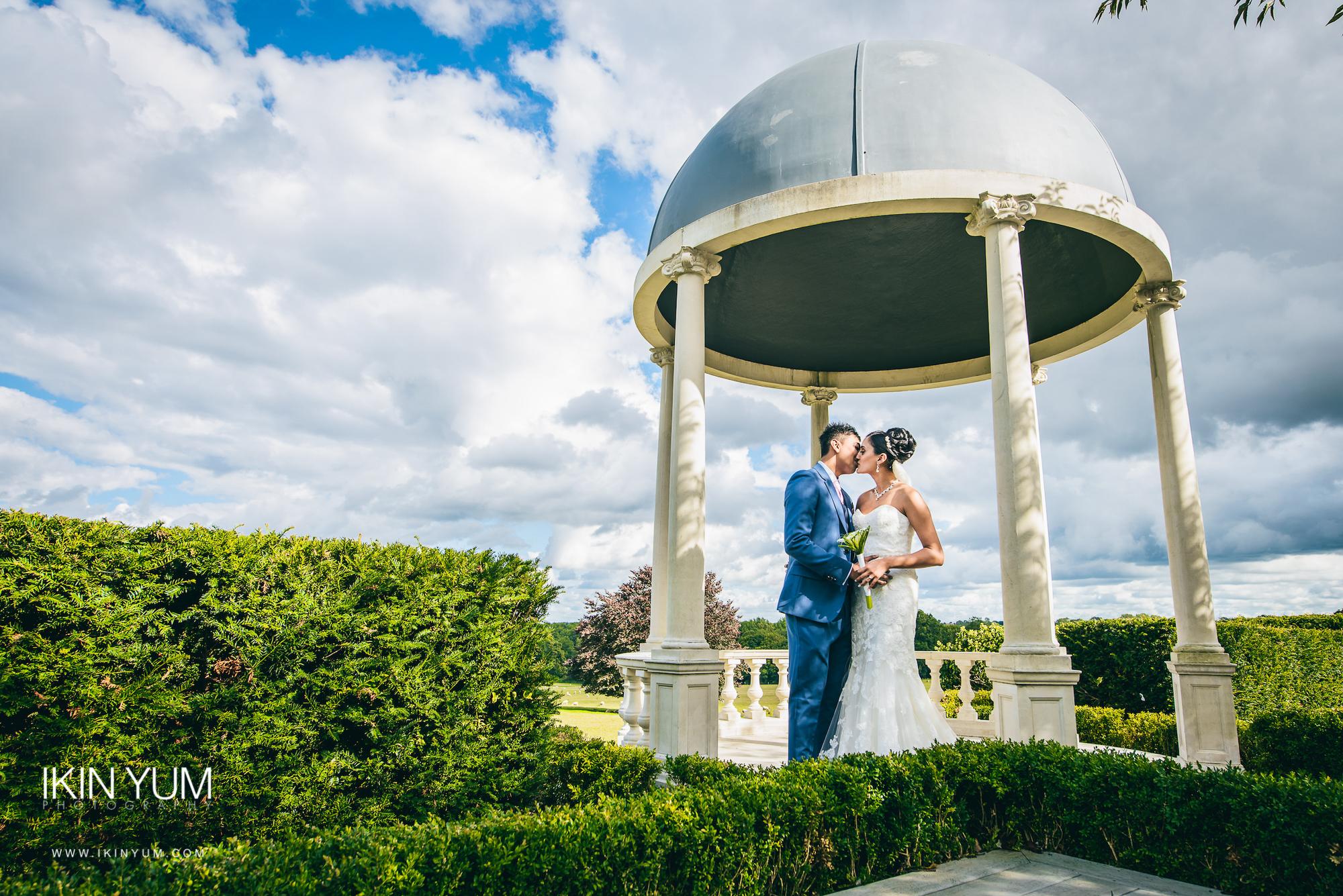 Froyle Park Wedding - London Asian Wedding Photographer