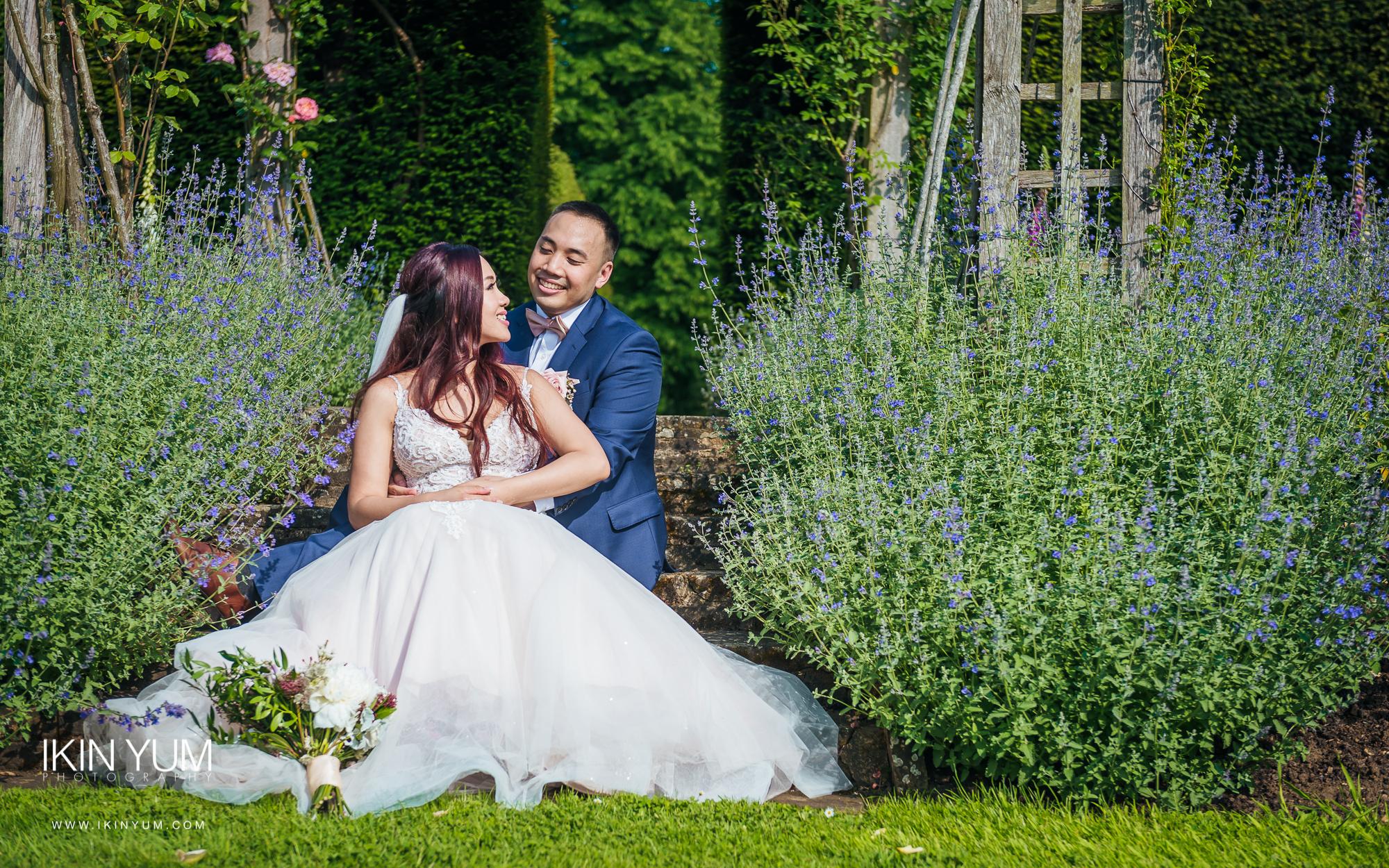 Sophia & David Wedding Day - Great Foster -  Ikin Yum Photography-120.jpg