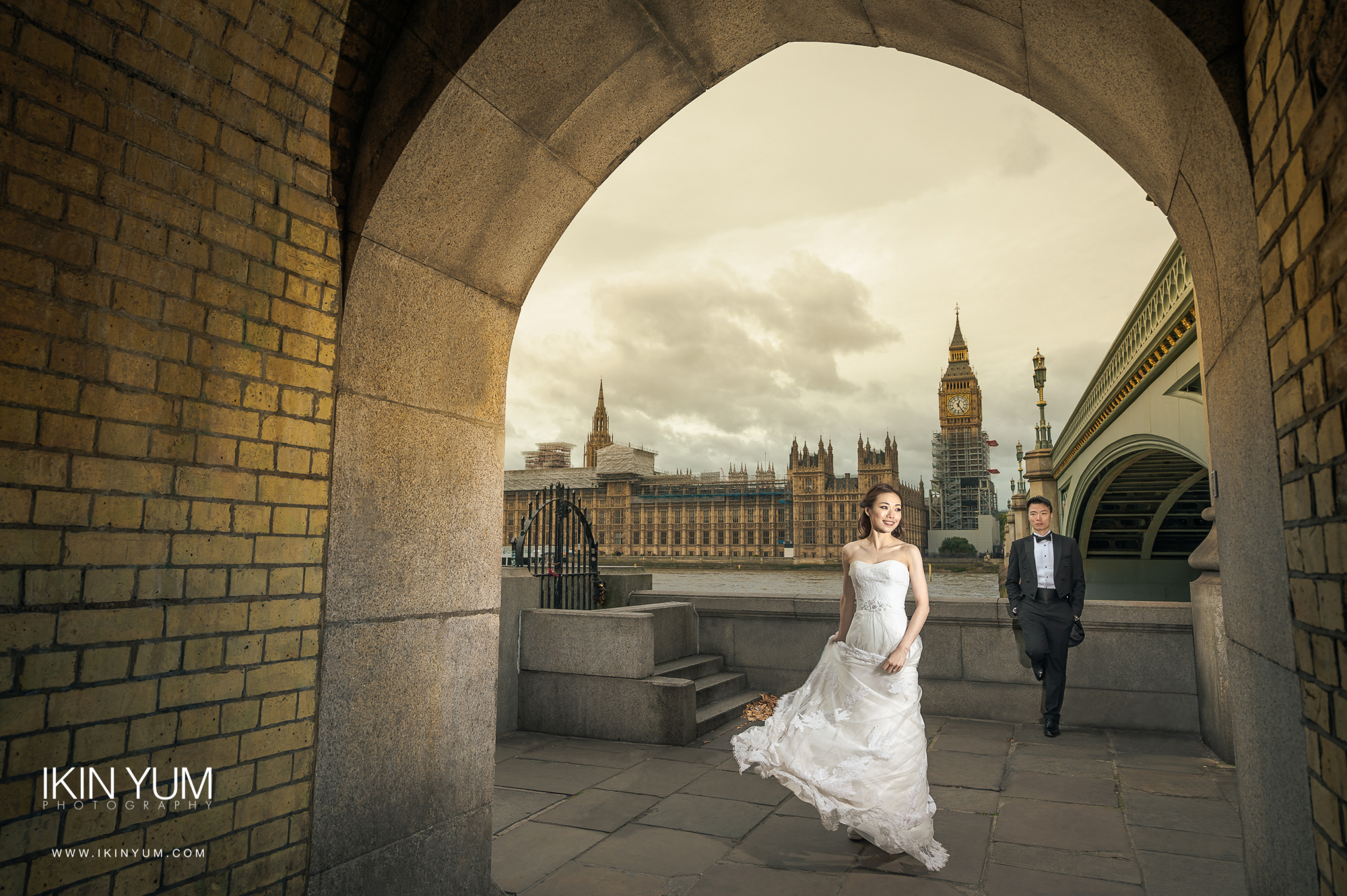London Pre-Wedding Shoot- UK Pre-Wedding Photographer- 英国伦敦婚纱摄影