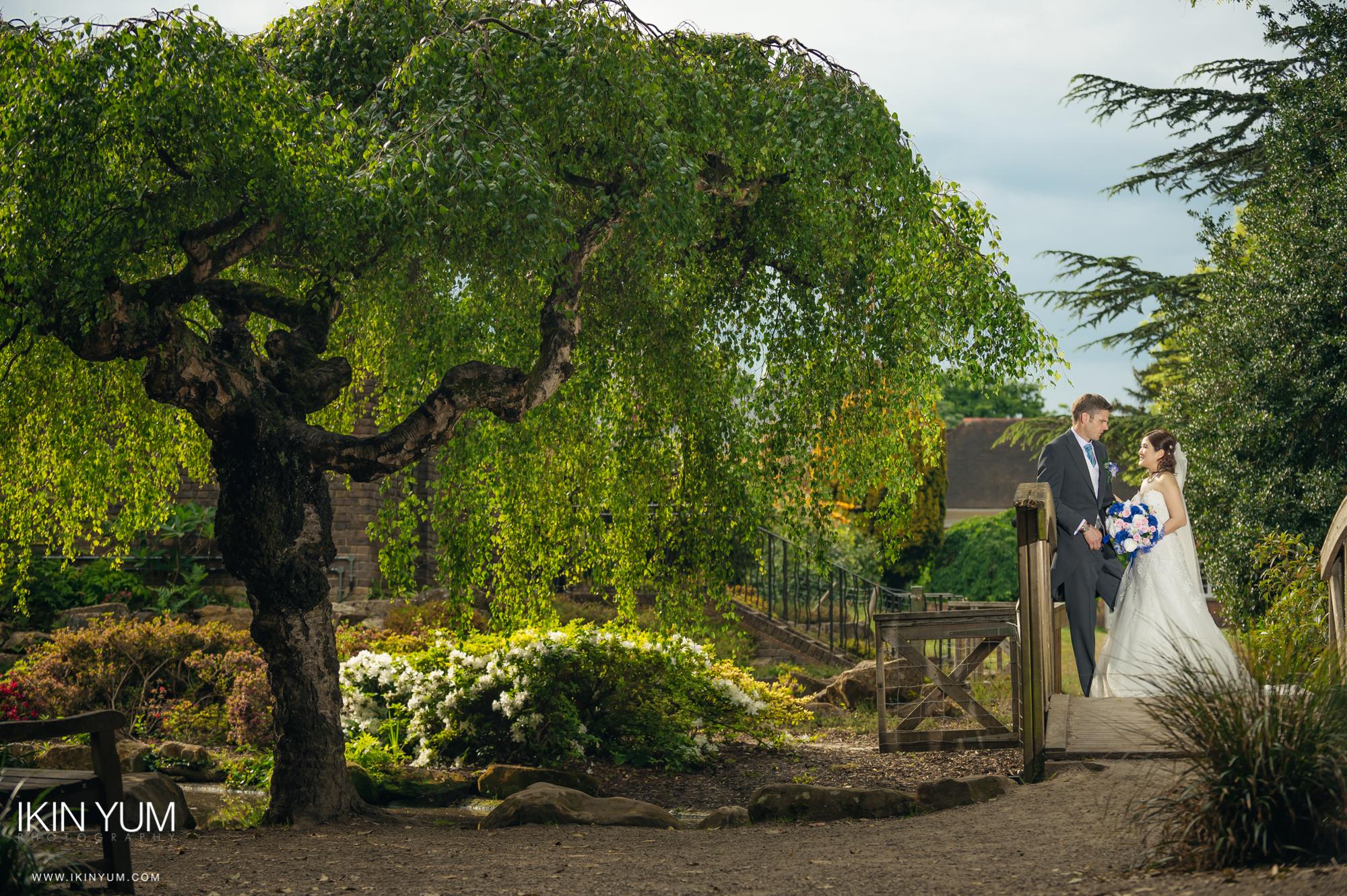 The Richmond Hill Hotel Wedding - Ikin Yum Photography