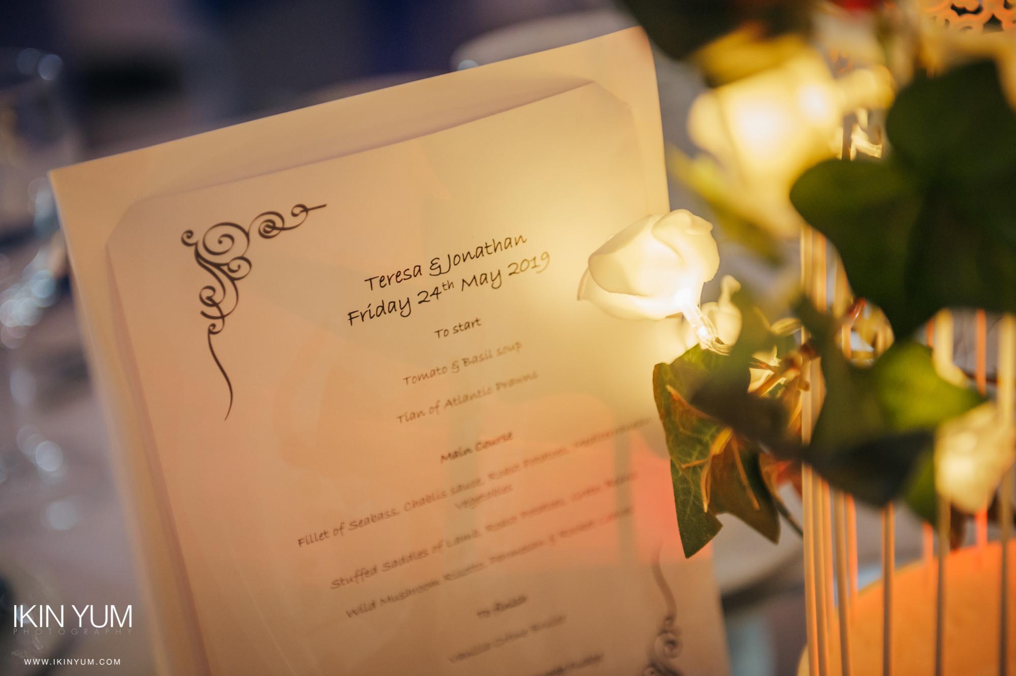 Teresa & Johnathan Weddong Day - Wedding Breakfast-0016.jpg