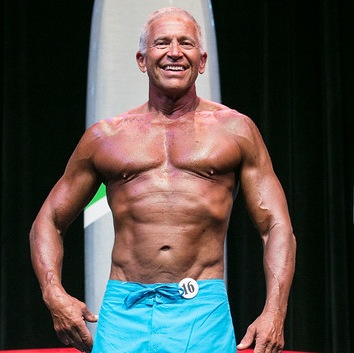 tom talley - masters physique