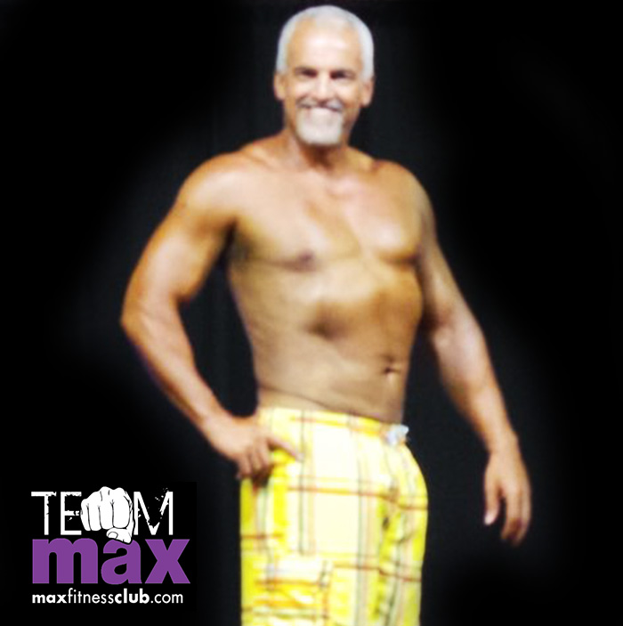 steve stone - masters physique