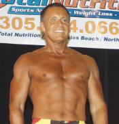 brad shearer -masters physique