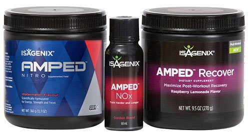 Pre/Post Workout - Amplify your workouts after the challenge with performance products Shop