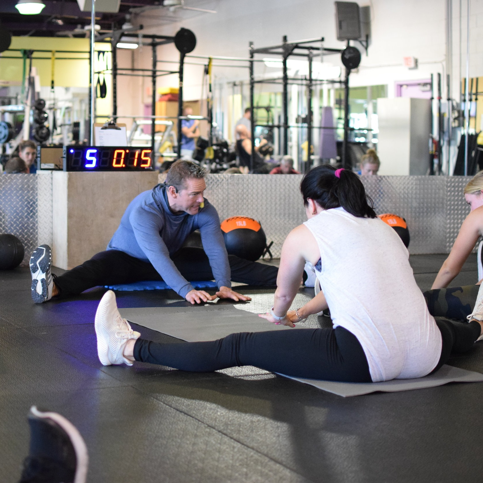 FLEX CLASSES - Mobility and Shred Specialty Classes