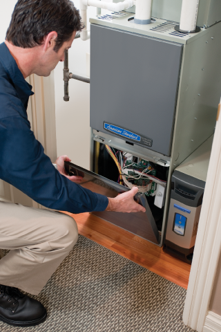 Air Conditiong and Furnace Repairs Aaron Taylor Sales and Service Hebron