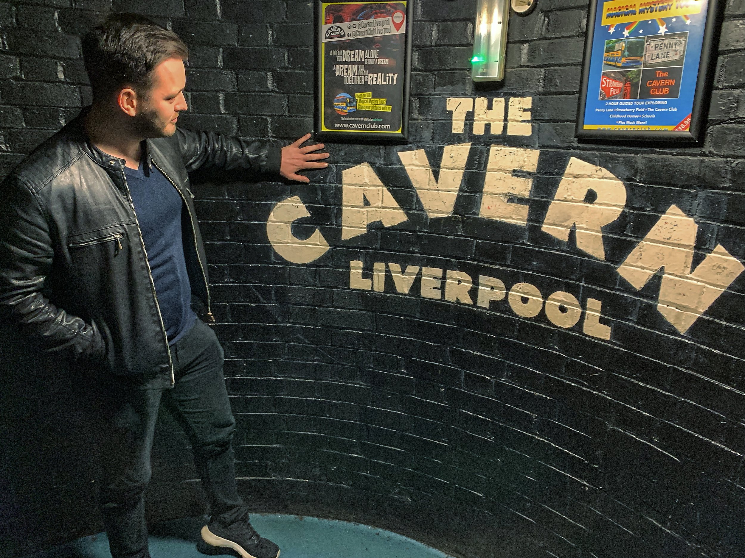 "Cavern Tours - In 2019, I was proud to have been asked by the directors of Cavern City Tours to set up tours of ""The Most Famous Club in the World"" the Cavern Club."