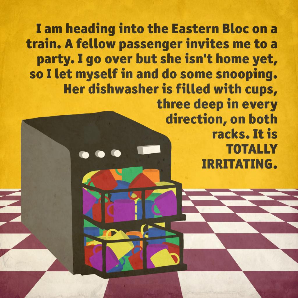 Eastern Bloc Dishwasher