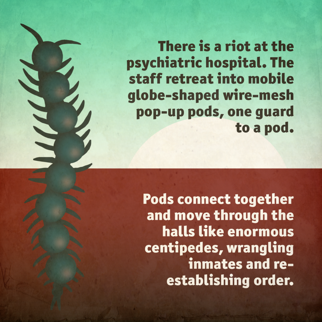 Psychiatric Hospital Pods