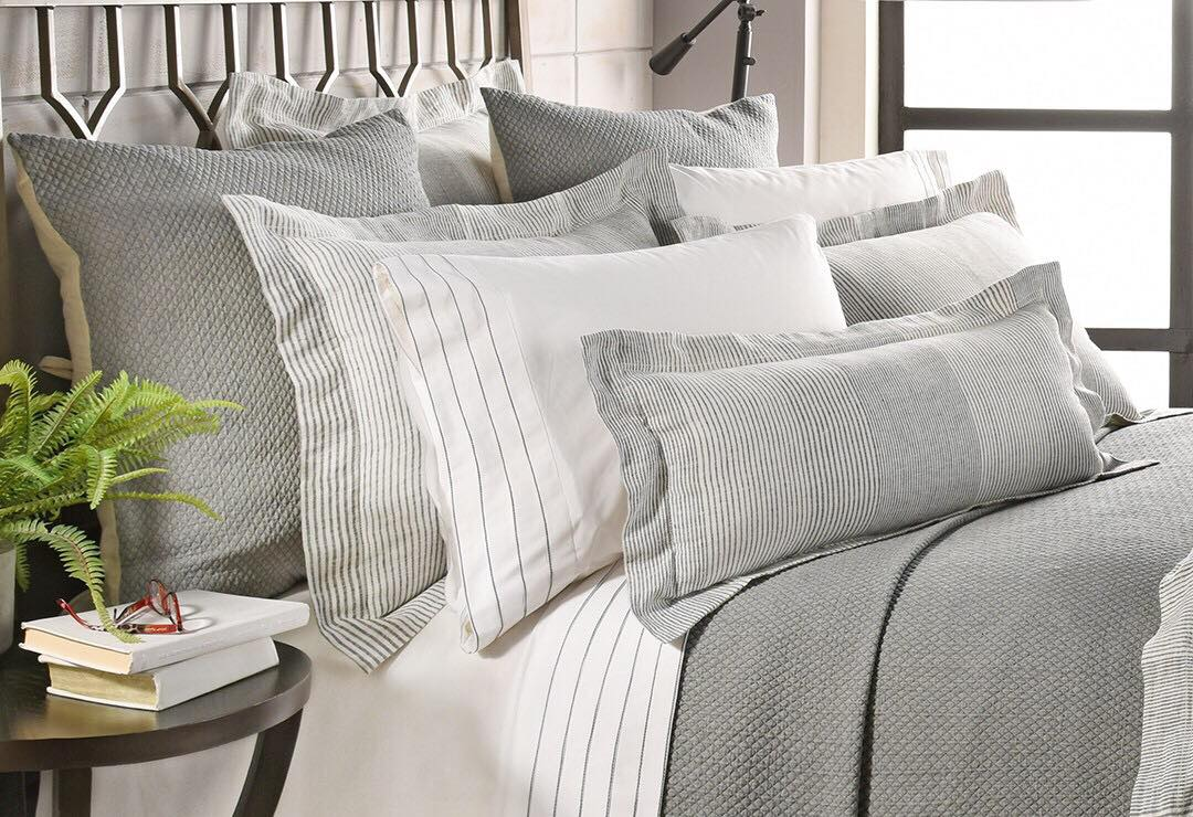 AVASA Bedding - Avasa is a home furnishing brand with a focus on natural, sustainable, organic fabrics. Avasa evokes a feeling of comfort and style with rich fabrics and unique designs. We are passionate about giving our customers the finest in hand crafted, luxury linens. We define our style as Casual Luxury.With an attention to detail and a commitment to the environment and the social advancement of the artisans and workers involved, Avasa focuses on sustainable and washable fabrics. We ensure our goods are manufactured in socially compliant work spaces committed to fair labor and trade practices.