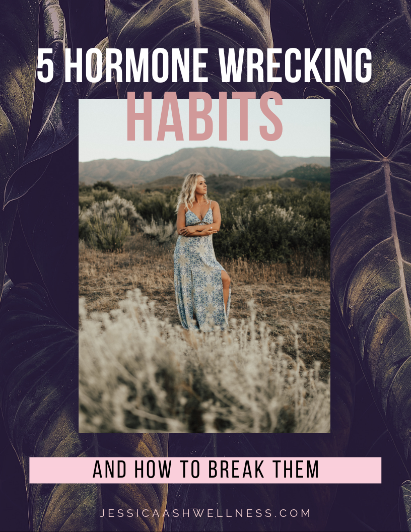 - the 5 things wrecking hormones