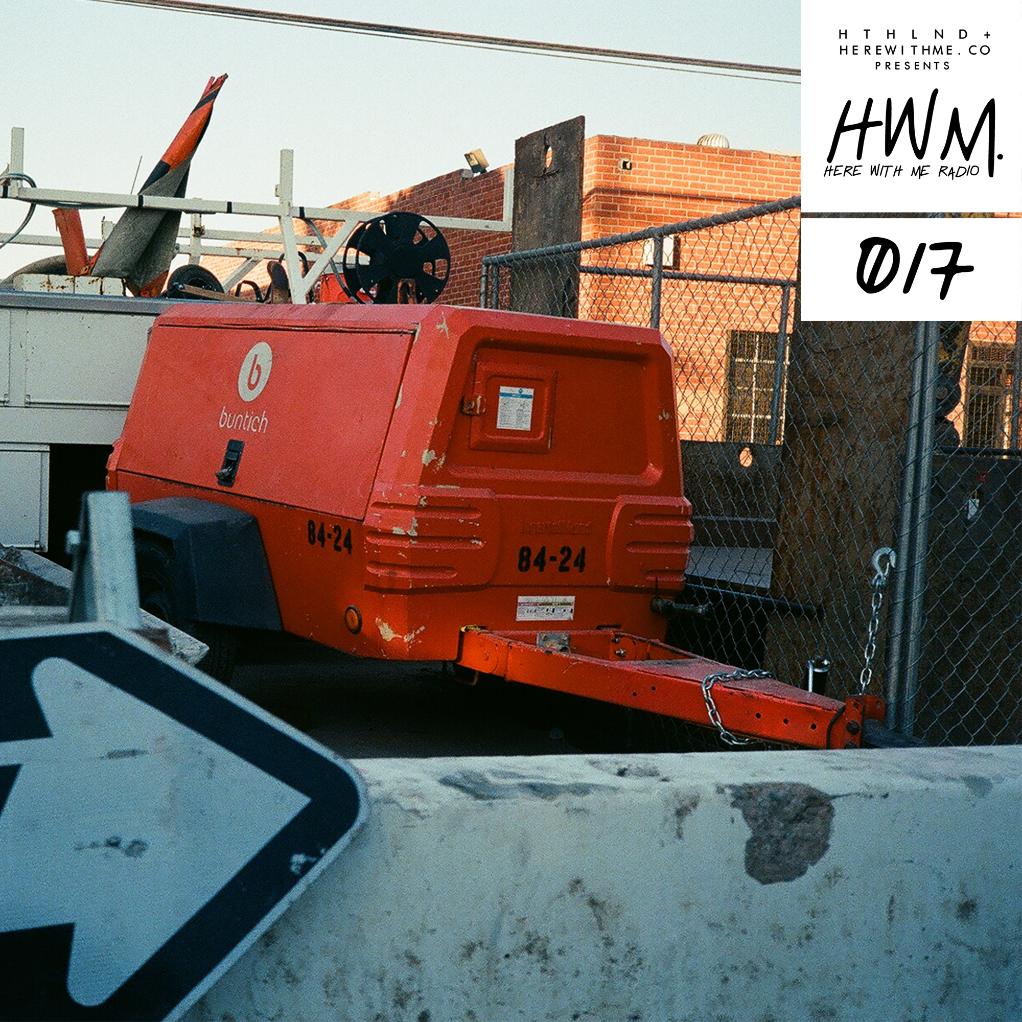 HWM RADIO 017  - [Presented by HTHLND + HereWithMe.co]