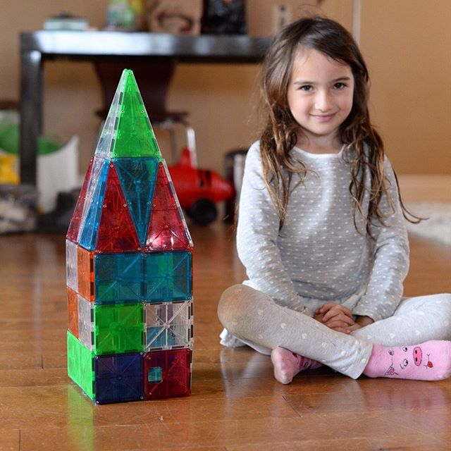 Proud-Magna-Tect-and-her-Magna-Tiles-Tower-by-Magna-Tects-hellosplendidblog.jpg