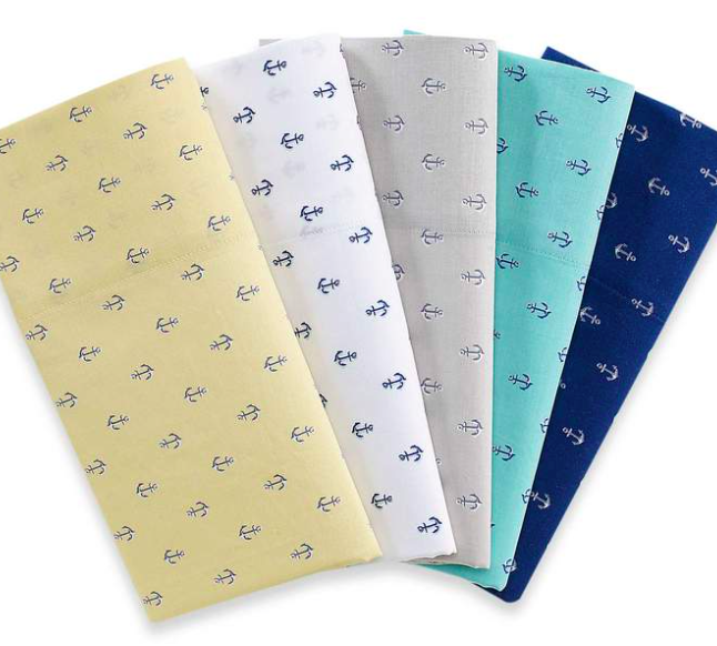 Coastal Life Sheets , Cal King.On sale for $45.49, normally $64.99