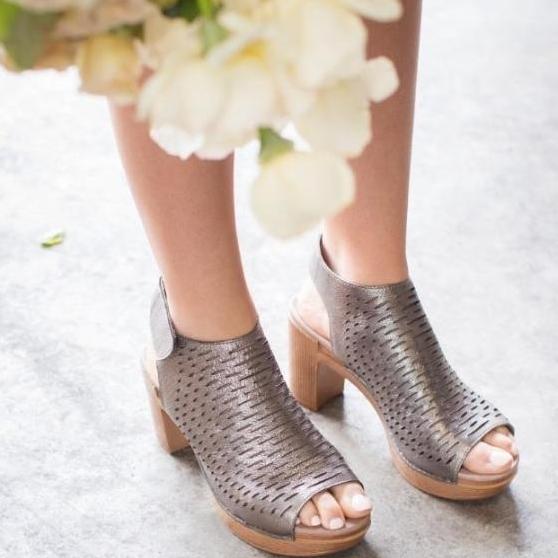 Shoes on Solano Rockridge