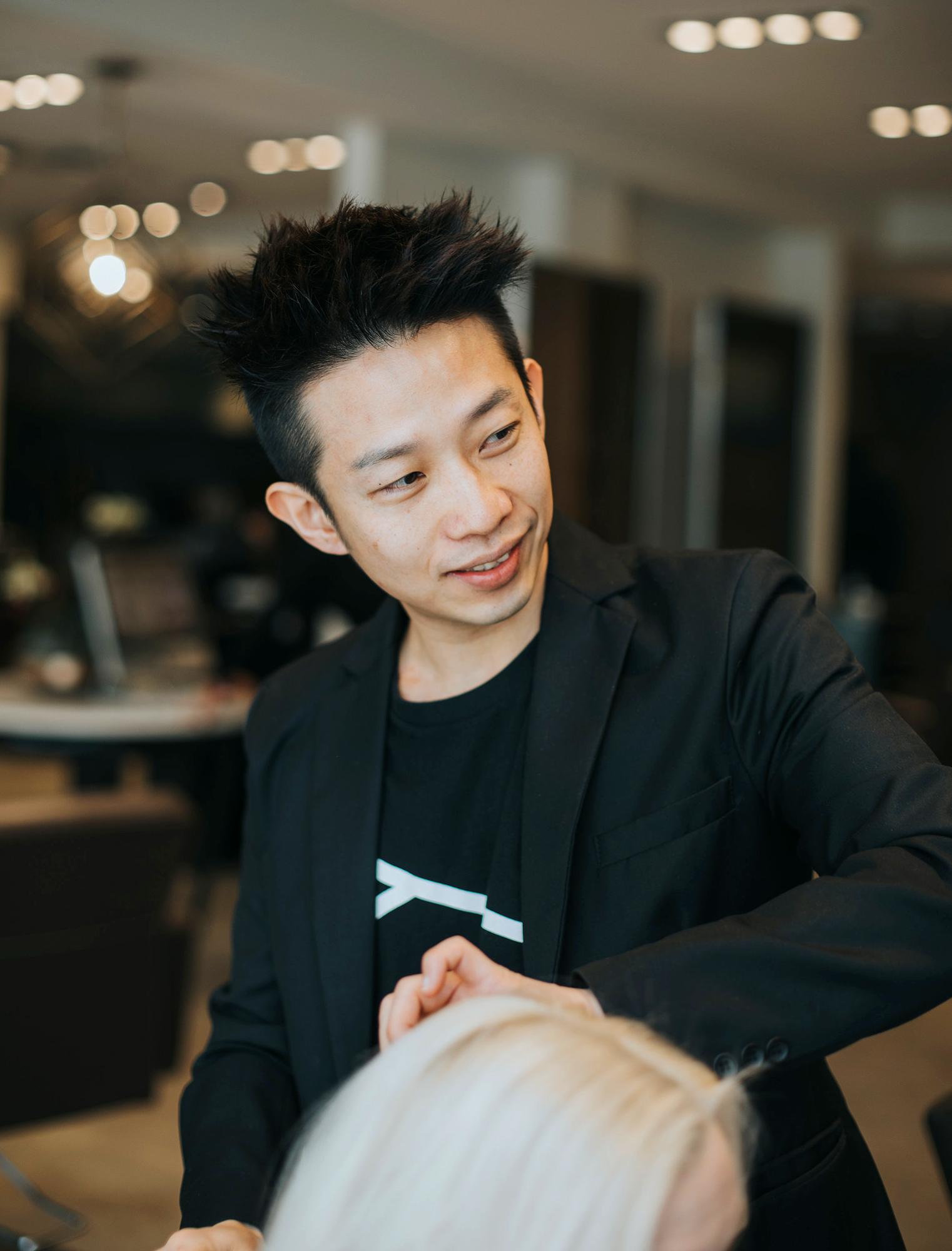 Dae Jung / Hair stylist