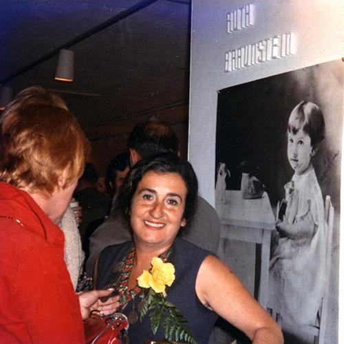 Ruth Braunstein c. 1970