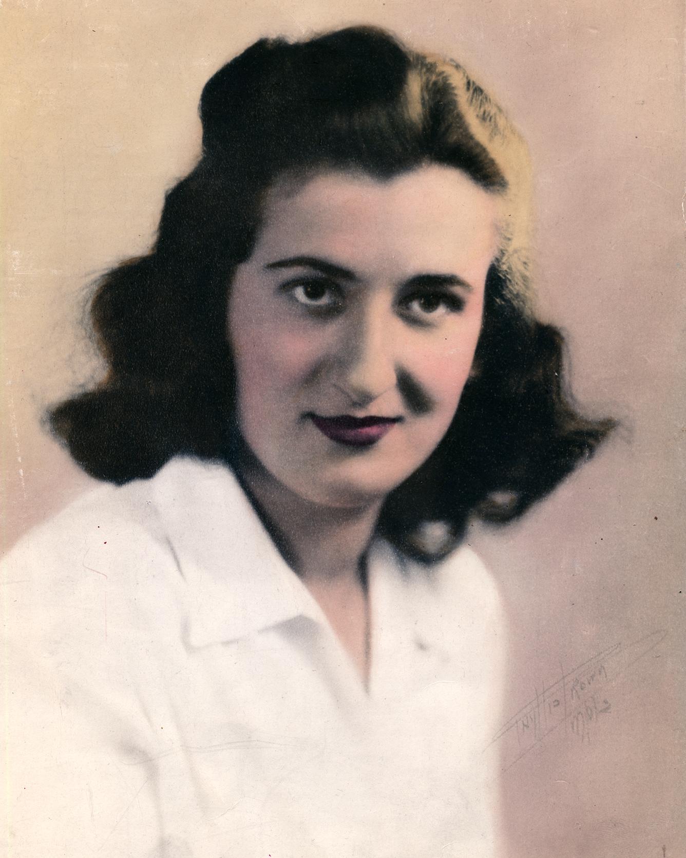 Ruth Braunstein c. 1940