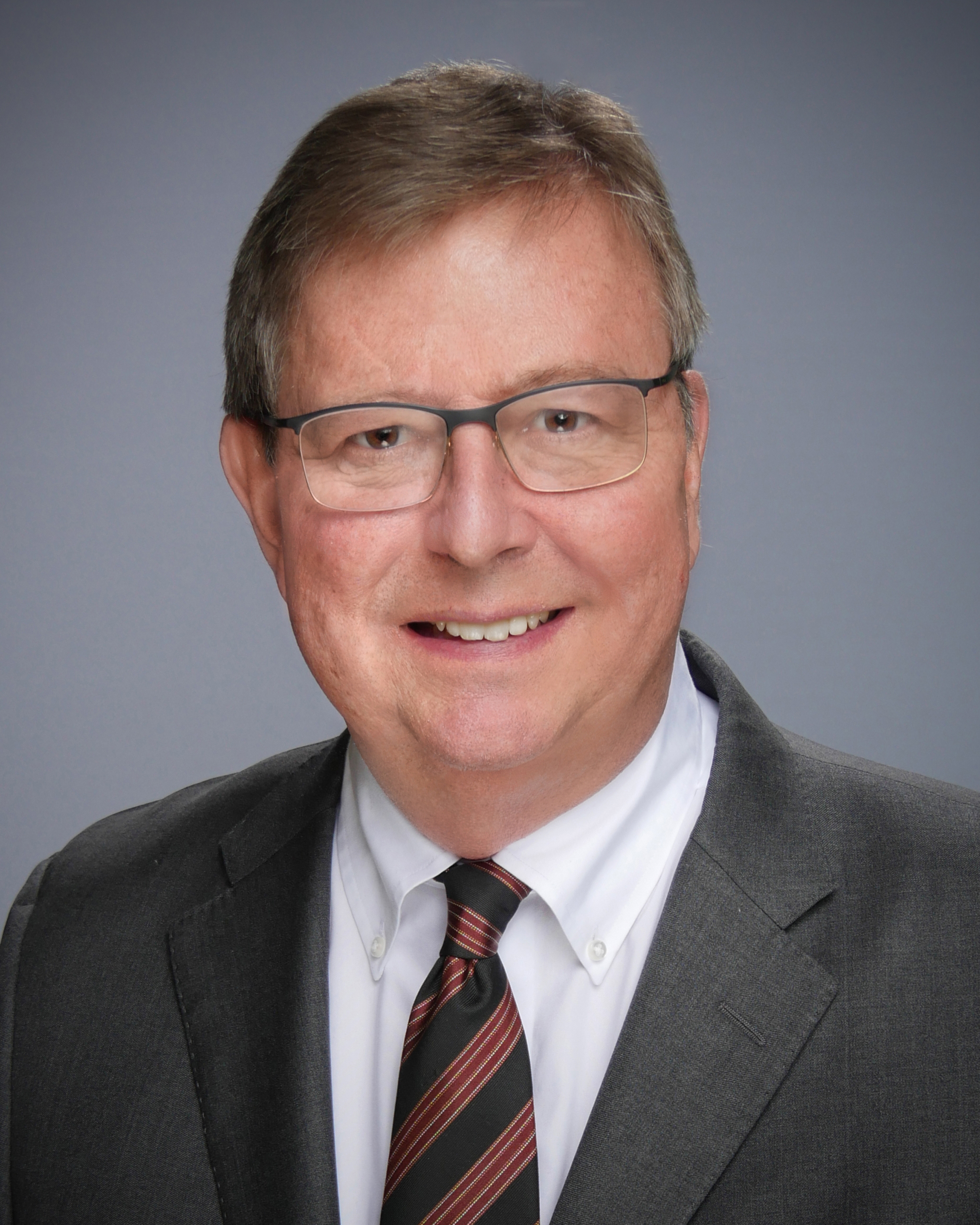 Robert (Rob) H. Curry, President & CEO of Emanate Health