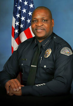 West Covina City CHIEF OF POLICE  RICHARD BELL