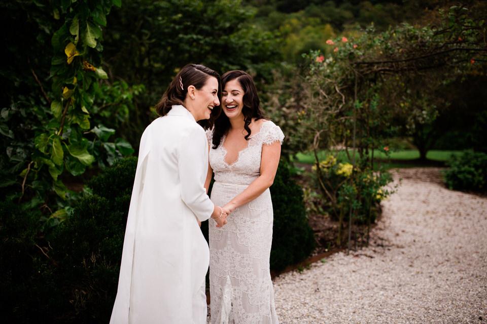 JQ Dickenson Same-Sex Wedding