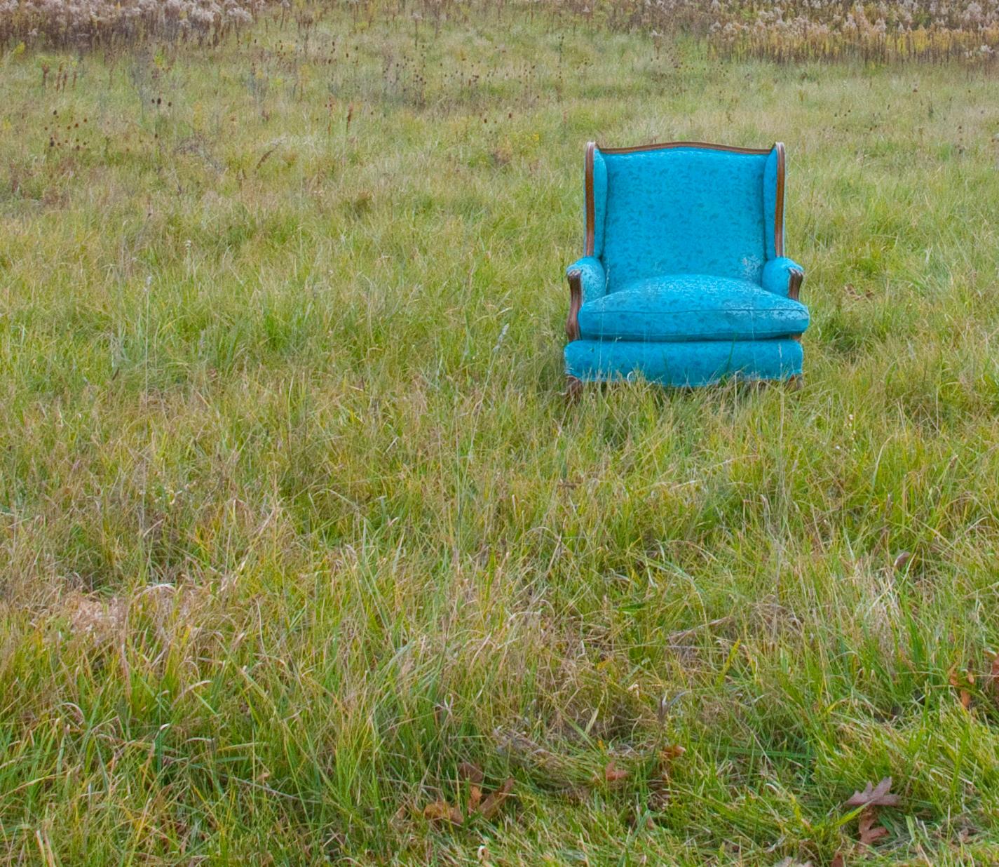 Blue Chair in Field.jpg