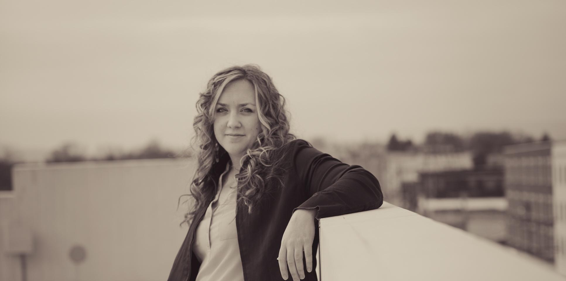 Amy Cox Photo Shoot Parking Garage Roanoke.jpg
