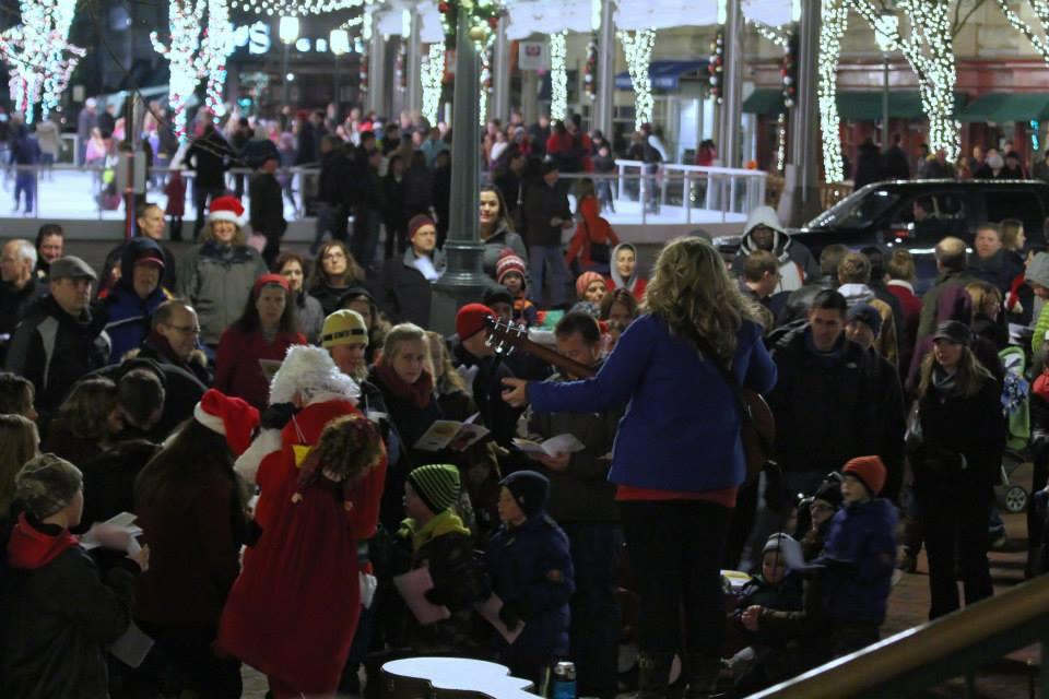 Amy Cox Celebrate Christmas Singalong Reston Town Center.jpg