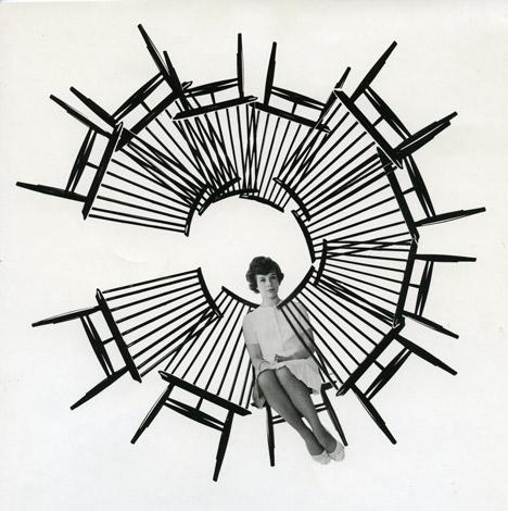 the 'Mademoiselle Chair'