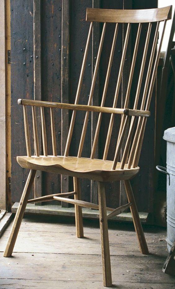 A Welsh Stick Chair