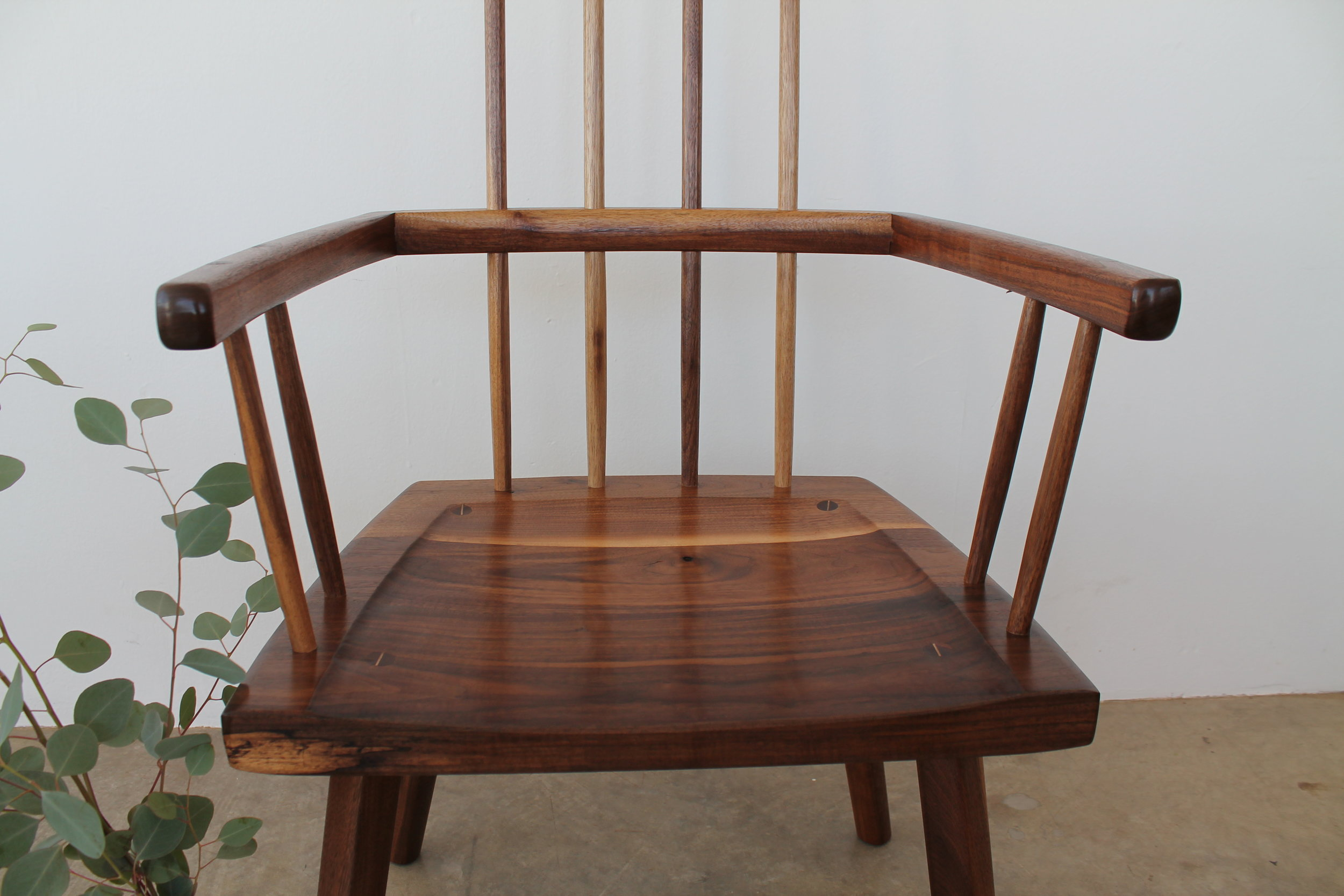 The  Beachcomber Stick Chair