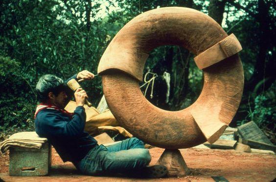 JB Blunk, sculptor