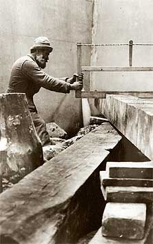 'Create like a god, command like a king, work like a slave.'   Constantin Brancusi