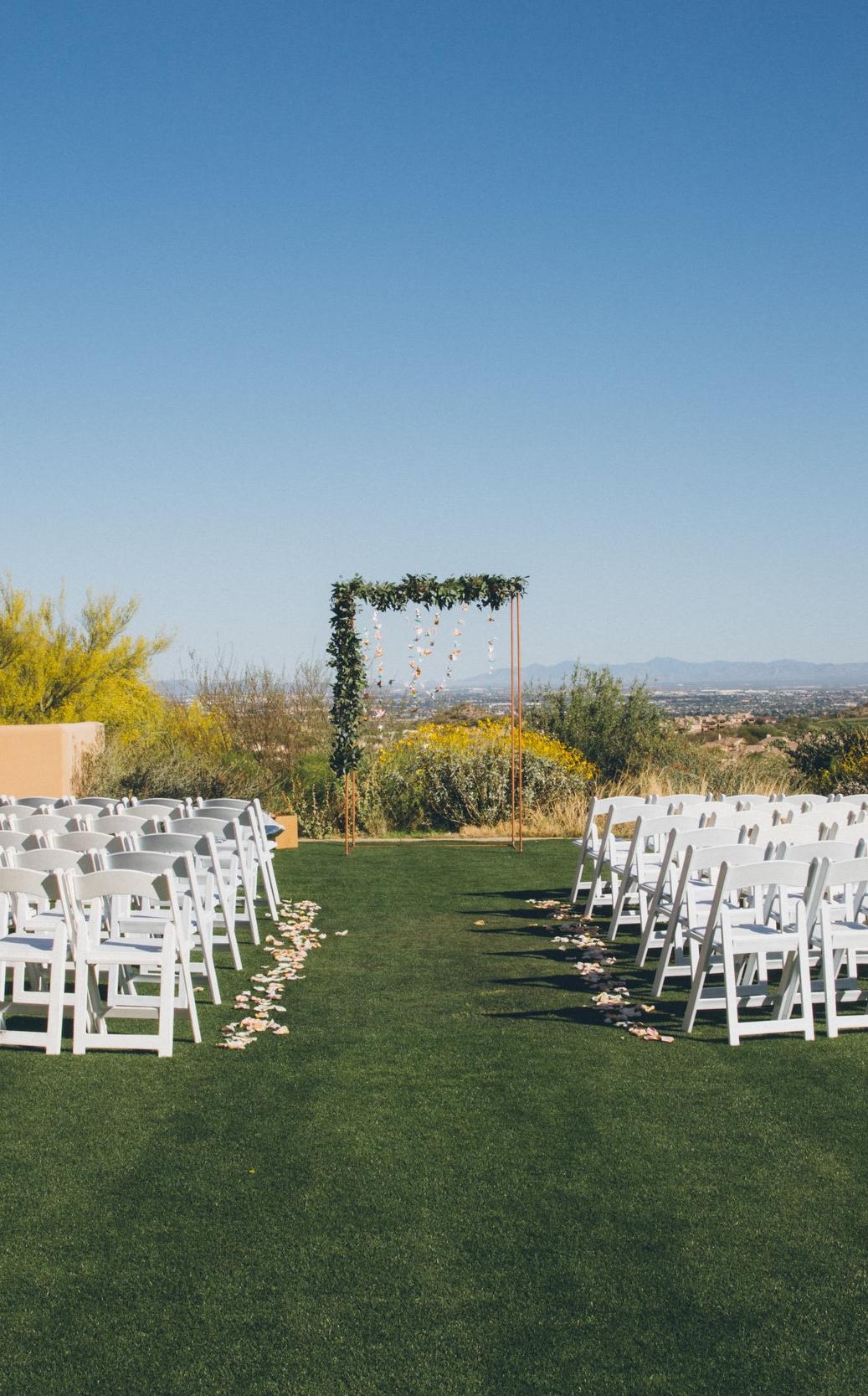 Desert 2 District Design II wedding photos (taken by Studio 19 Photography)