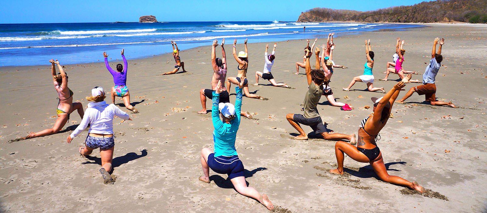 Gracious Living Lifestyle Yoga Retreat