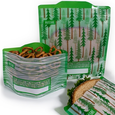 Russbe Reusable Snack Bags