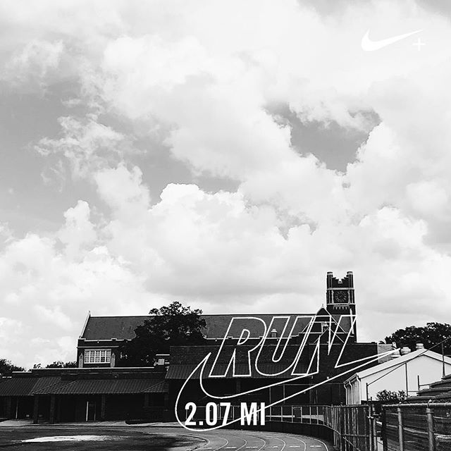 Run it back 👟 . . . #NRC #run #running #justdoit #rundat