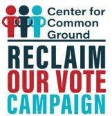 Do you miss that campaign camaraderie? Join us as we postcard and phone bank with the national Reclaim Our Vote program, targeting voter registration in states with high rates of voter suppression.