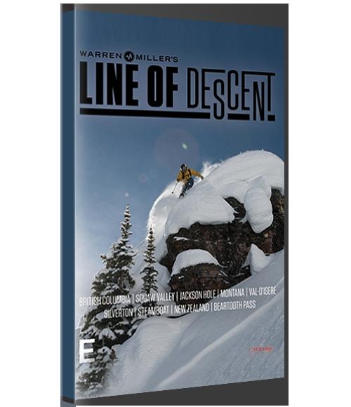 WARREN MILLER'S LINE OF DESCENT (Physical Copy) -
