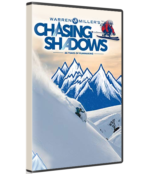 WARREN MILLER'S CHASING SHADOWS (Physical Copy) -
