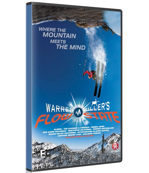 WARREN MILLER'S FLOW STATE (Physical Copy) -