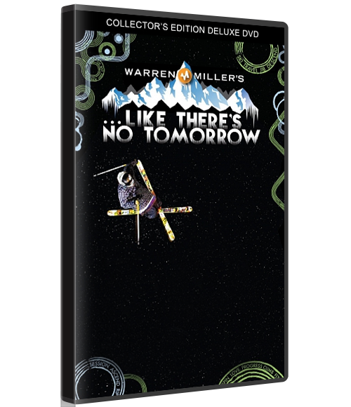 WARREN MILLER'S ..LIKE THERE'S NO TOMORROW (Physical Copy) -