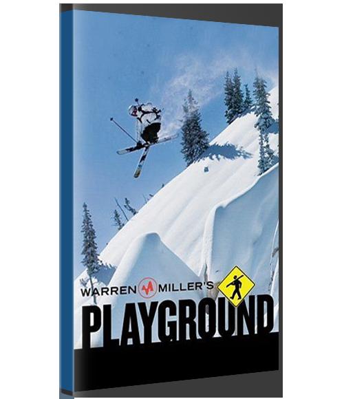 WARREN MILLER'S PLAYGROUND (Physical Copy) -