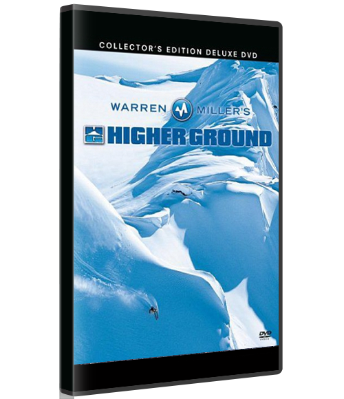 WARREN MILLER'S HIGHER GROUND (Physical Copy) -
