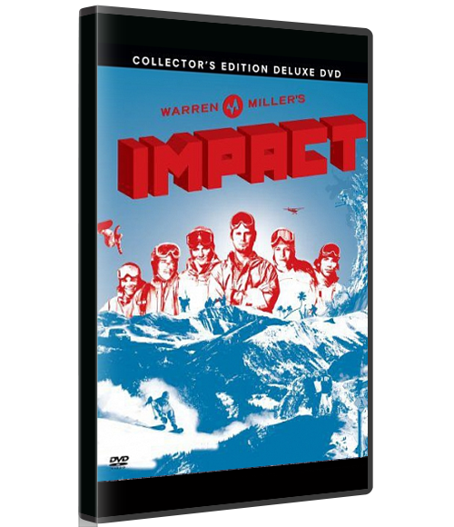 WARREN MILLER'S IMPACT (Physical Copy) -