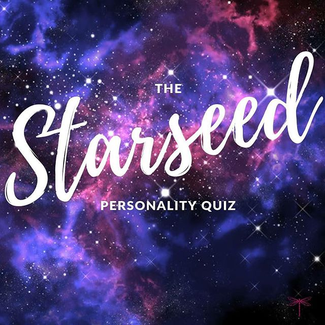 Do you know your GALACTIC ANCESTRY?  Take this STARSEED ORIGIN quiz and learn about your galactic self, discover other galactic families and implement their spiritual tools to create a happier, high vibrational life!  Link in bio! @anyaalightheart  Ohh and tag me in your results! 🐋👽💖💫