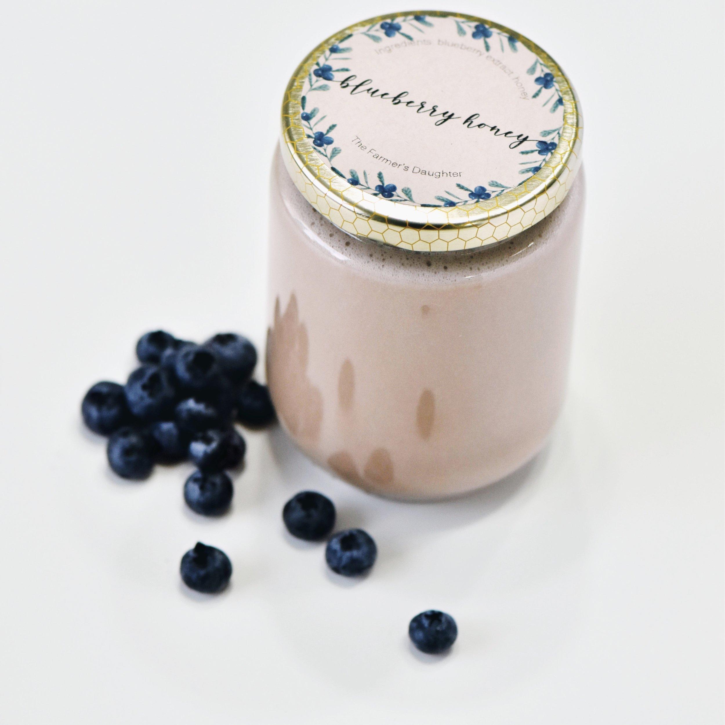 - Blueberry