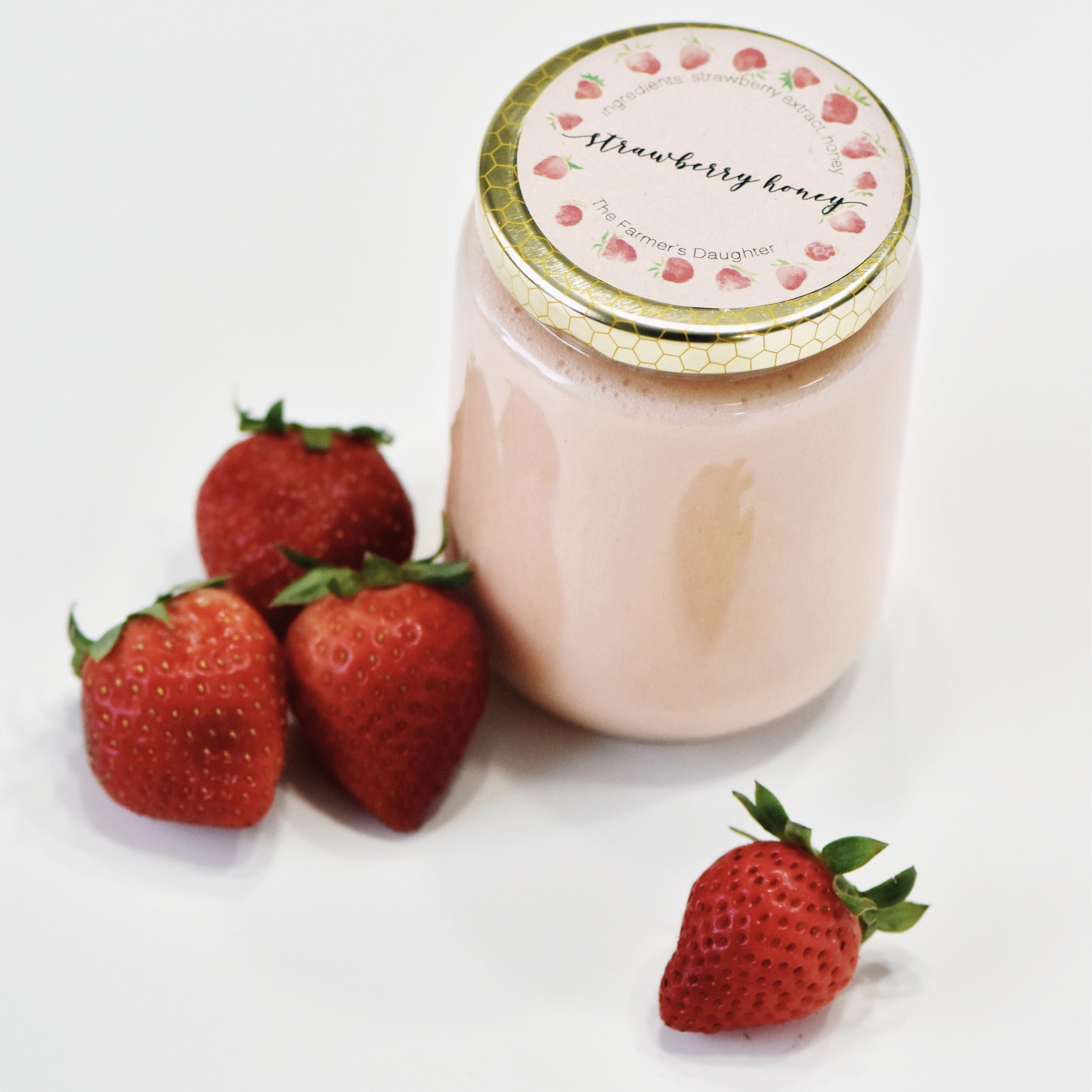 - Strawberry